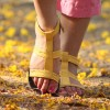 足の親指の付け根が痛い!男性の10倍の女性が悩む外反母趾が原因?